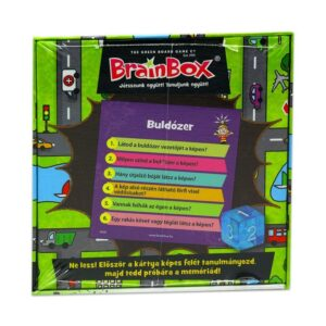 BrainBox: Kozlekedes (93658-BB)