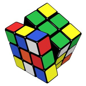 Cub Rubik clasic 3x3 (YC-R500122)