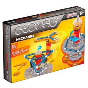Geomag Mechanics 86 (GEOM721)