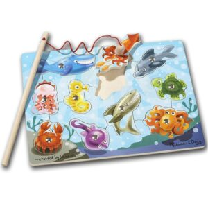 Joc de pescuit din lemn (MD3778)