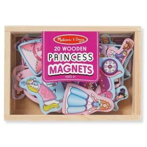 Set printese din lemn cu magneti (MD9278)