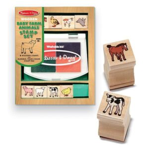 Set stampile Animale domestice (MD1639)