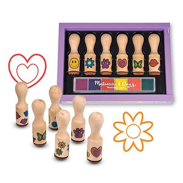 Set stampile cu maner Happy Handle (MD2407)
