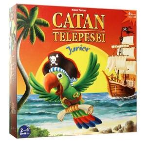 Catan junior társasjáték (0017-PI)