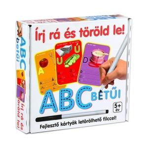 ABC betűi Fejlesztő kártyák (64603-DOH)