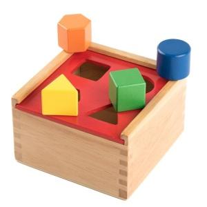 Forme colorate in cutie (0129-FA)