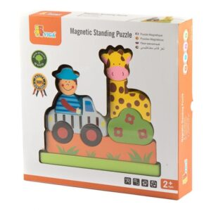 Puzzle magnetic Zoo (3441)