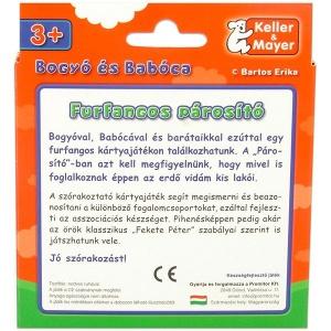 Bogyó és Babóca - Furfangos parosító (102441-O)