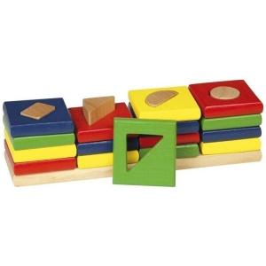 Joc de sortare din lemn Goki (358-O)