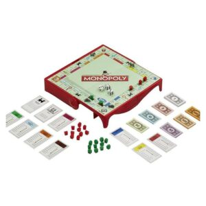 Monopoly Grab&Go (0043-HA)