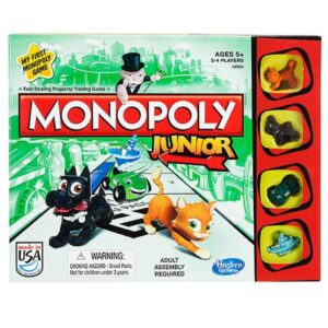 Monoply Junior (0010-HA)