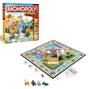 Monopoly Junior - magyarul