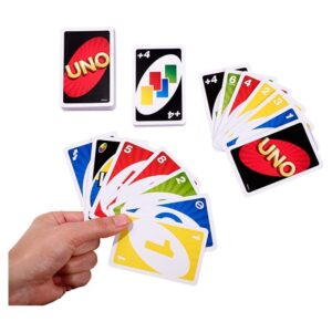 Joc de carti UNO (2087-MA)