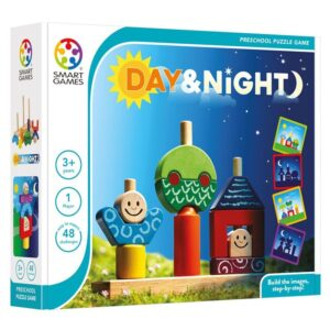 Day and Night puzzle Smart Games (132-O)