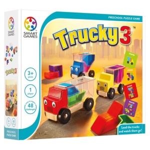 Smart Games - Trucky 3 - incarcatura complicata