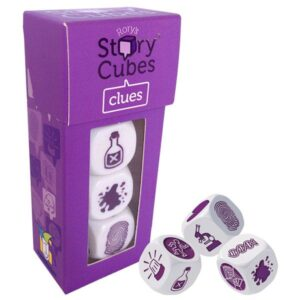 Story Cubes extensie Clues (100490-GI)