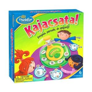 Kajacsata Családi társasjáték (K-7930)