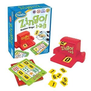 Zingo! 1-2-3 számpárosítás (K-7703)