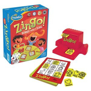 Zingo Bingo! limba engleza (K-7700E)