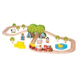 Trenuletul de la ferma (BJT036-DS)