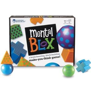 Joc de logica - Mental Blox (LER9280-DS)