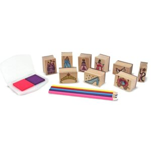 Set de stampile Printese (MD2418)
