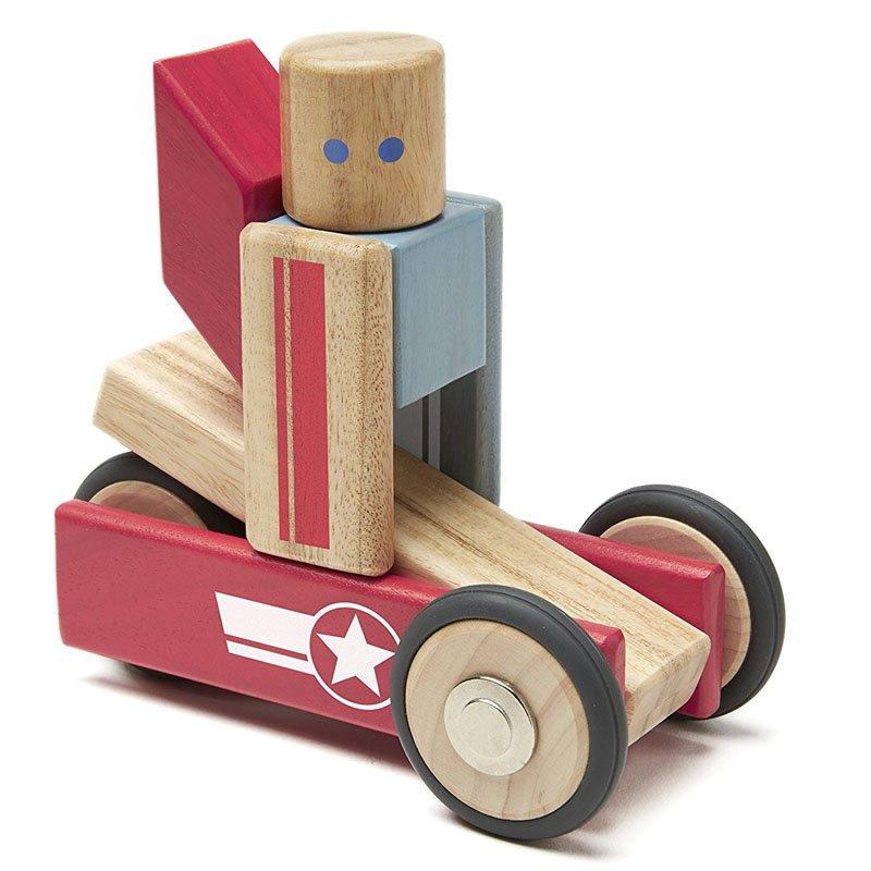Tegu - Daredevil set din lemn magnetic (DDV-OGL-411T)