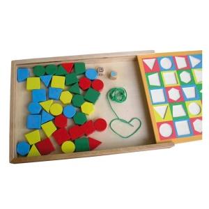 Colorama din lemn joc educativ (1072-FA)