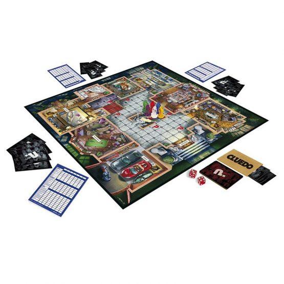 Cluedo Jocul Misterelor (0060-HA)
