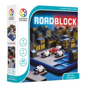 Road Block Smart Games (3384-SG)