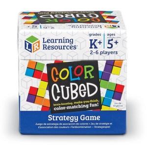 Joc de strategie Patrate colorate (LER9283)