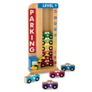 Parcare cu numere Melissa and Doug (MD5182)