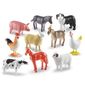 Set pentru sortat 60 de Animale (LER0810)
