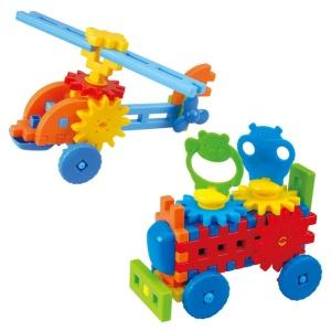 Set constructii vehicule Micul Inginer (02022-PL)
