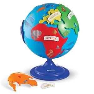 Primul meu glob pamantesc educativ (LER7735)
