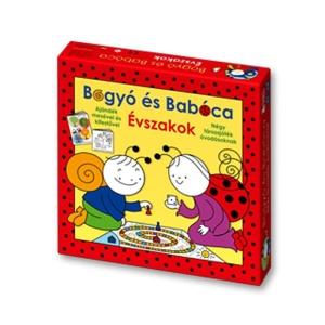 Bogyó és Babóca Évszakok társasjáték (KM-713359)