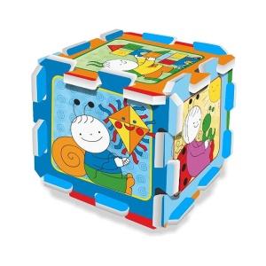 Puzzle burete covoras Bobita si Buburuza (217360-TR)