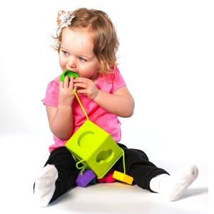 Sortator pentru bebelusi Fat Brain Toys (FBTFA120-1)