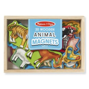 Animale magnetice din lemn (MD0475)