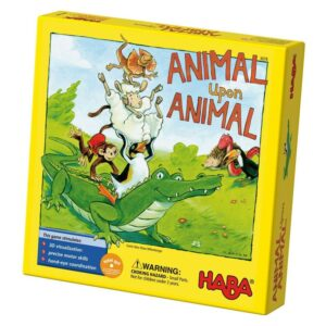 Animal upon Animal HABA (102430-O)