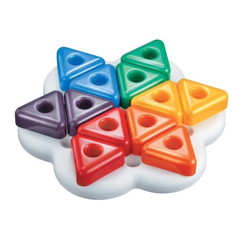 Quercetti - Triunghiuri pentru bebelusi (Q4152)