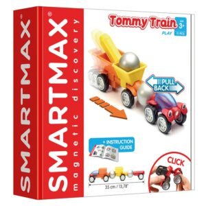 Joc magnetic SmartMax - TOMMY Train (SMX209)