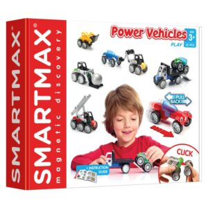 Joc magnetic SmartMax - POWER Vehicles (SMX303)