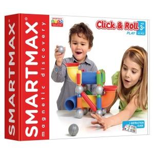 Joc magnetic SmartMax - CLICK & ROLL (SMX404)