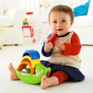 Joc de stivuit pentru bebe Fisher Price (CDC48 -FP)