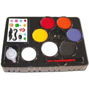 Set pictura pe fata 6 culori (1003277-GL)