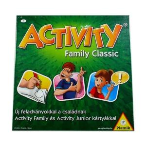 Activity Family magyar nyelven (89594-PI)