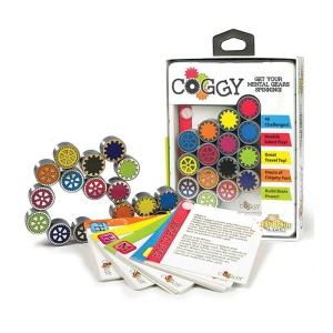 Joc de logica Coggy - Fat Brain Toys (FBTFA116-1)