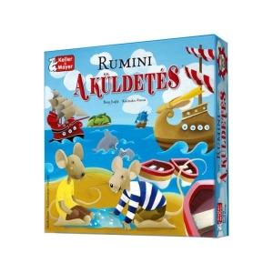 Rumini - A Küldetés  társasjáték (KM-713120)
