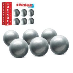 Joc magnetic SmartMax - Set de 6 sfere (SMX 103)